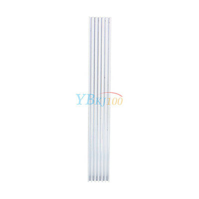New Long Heatsink Aluminum Heat Sink For Led Power Emitter Diodes 150206mm