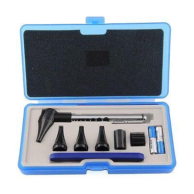 Ophthalmoscope Otoscope Stomatoscope Diagnostic Set Kit For Ear Eye Mouth Care