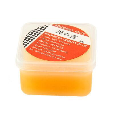 Eco Iron Flux Paste Grease Gel Solid Solder Flux Cream Welding Paste 80g Healthy