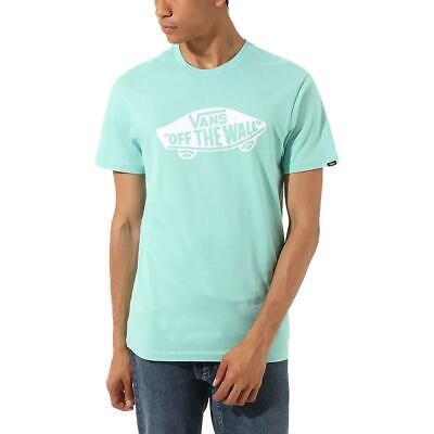 Vans NEW Men's OTW T-Shirt - Dusty Jade Green / White BNWT