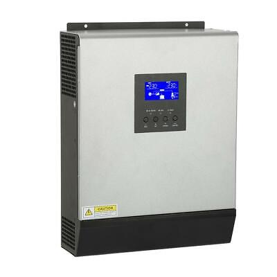 Inverter Ibrido Solare Fotovoltaico 3KVA 2.4KW 24V Regolatore di Carica 50A PWM. for sale  Shipping to Nigeria