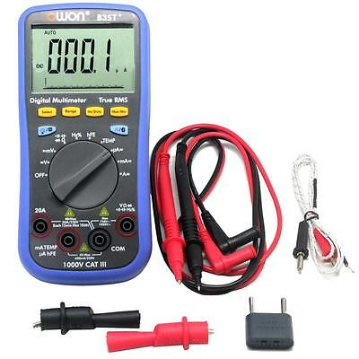 Owon B35t 3 In 1 Multimeter With True Rms Dataloggermultimetertemperature Usa