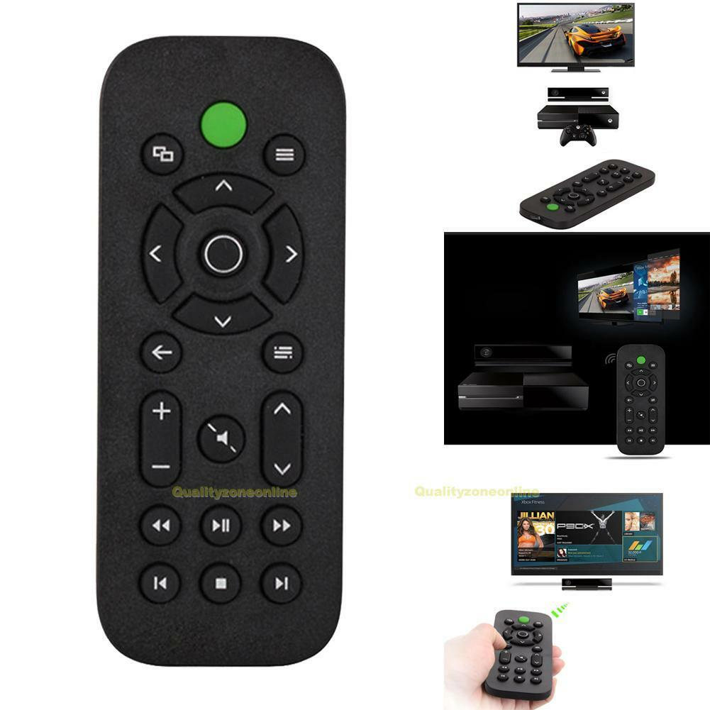 Fernbedienung für XBox One Media Remote Controller DVD Entertainment Multimedia