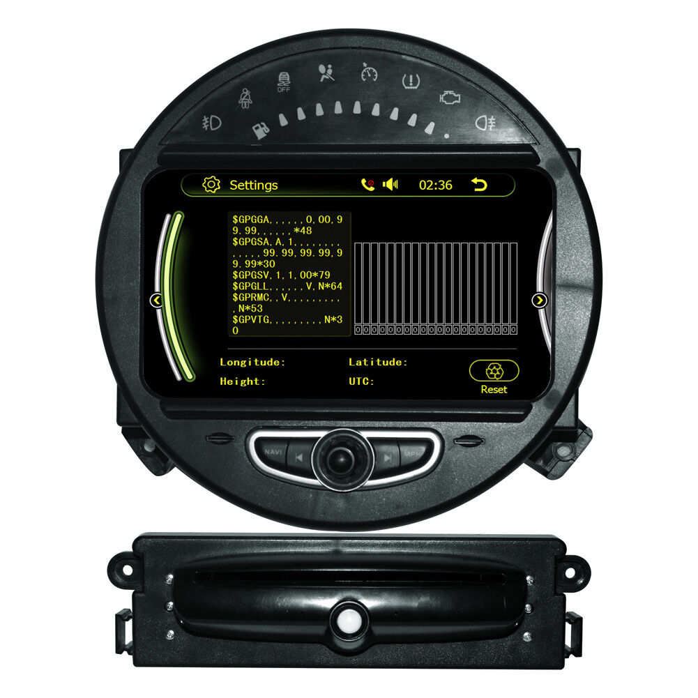rupse for bmw mini cooper 2006 2013 autoradio dvd gps. Black Bedroom Furniture Sets. Home Design Ideas