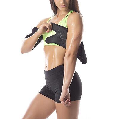 7f95826c9 US 2PCS Sweat Sauna Wrap Belt Arm Shaper Fat Burner Body Cellulite Slimming  Band