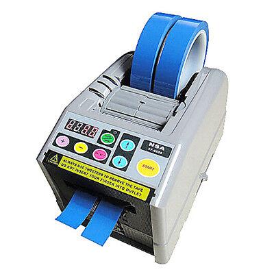 Zcut-9 Automatic Tape Dispenser Tape Cutter Cutting Machine 20-999 Mm 110v Us