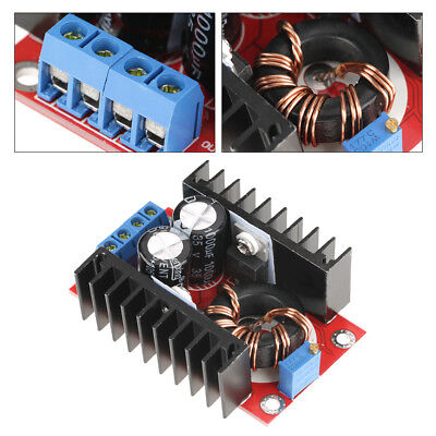 Dc-dc Step-up Voltage Converter Power Supply Boost Module Volt 12-32v To 12-35v