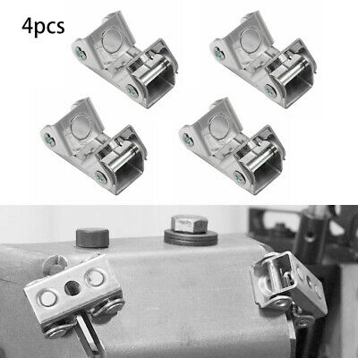 4pc Clamp Clamps Welding Holder V-pads Magnetic Fixture Stainless Steel