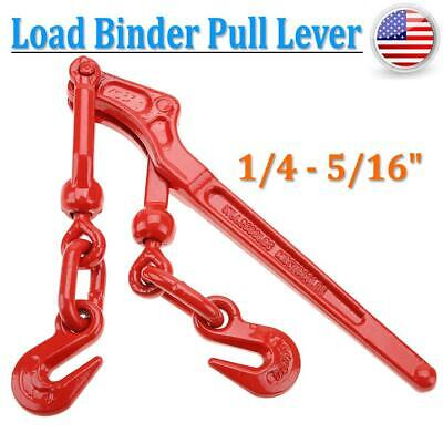 Load Binder Pull Lever Chain Hook Tie Down Rigging Equipment 14 - 516