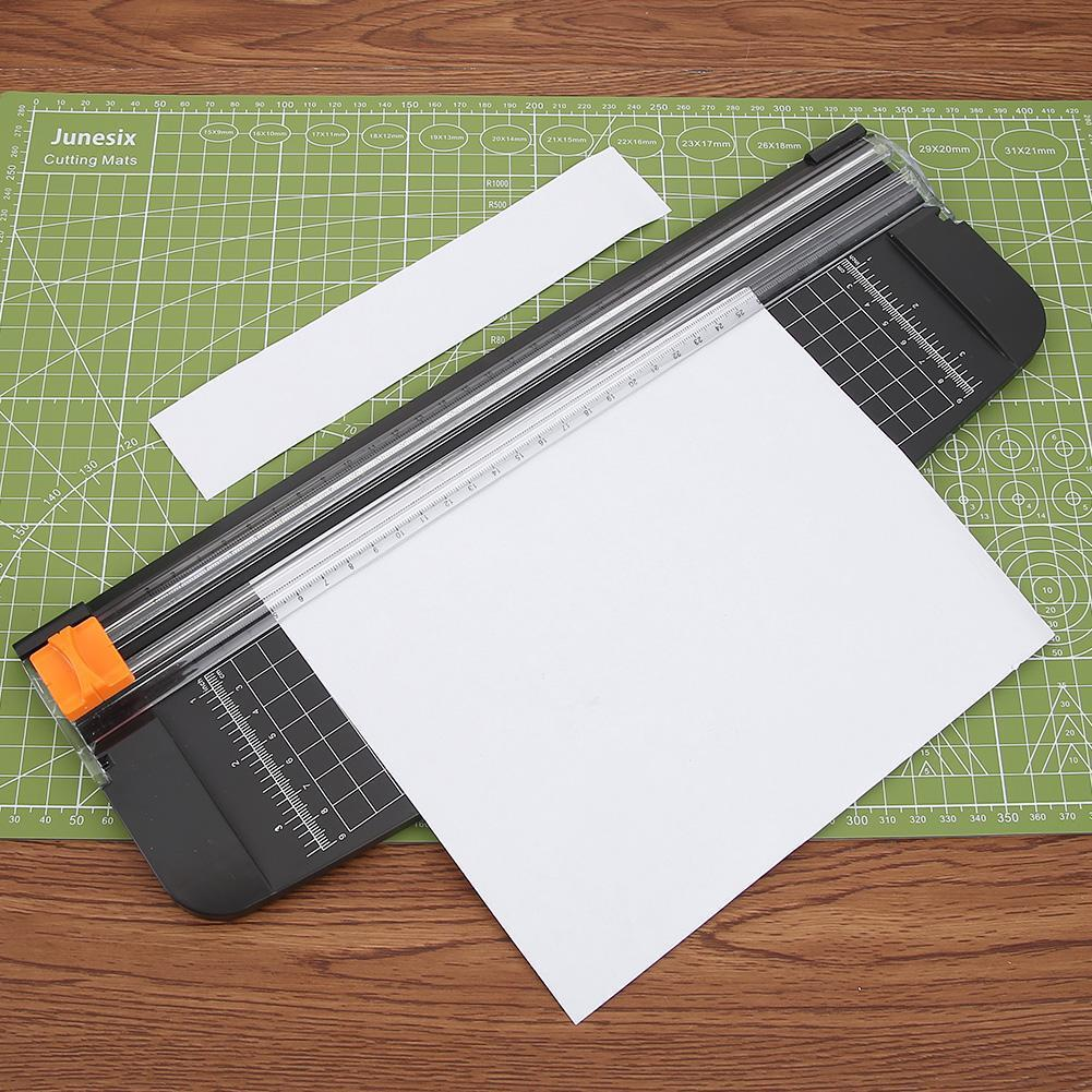Portable Mini A4 Precision Paper Trimmers for DIY Scrapbook