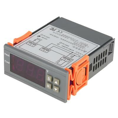 Wh1210f 12v Dc Digital Temperature Controller Temp Sensor Thermostat Control Usa