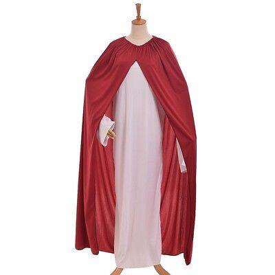 Outfit Halloween Fancy Dress Jesus Christus Cosplay Kostüm (Religiöse Outfits)