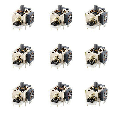 9X 3D Controller Joystick Axis Analog Sensor Module Replacement For Xbox 360 for sale  USA