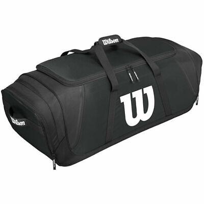Wilson Team Gear Baseball Bag Black WTA9709BL
