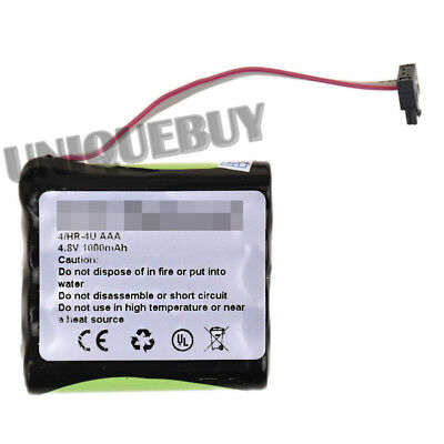 1pc For OPTOMED SMARTSCOPE M5 4/HR-4U AAA Fundus camera battery 4.8V 1000mAh