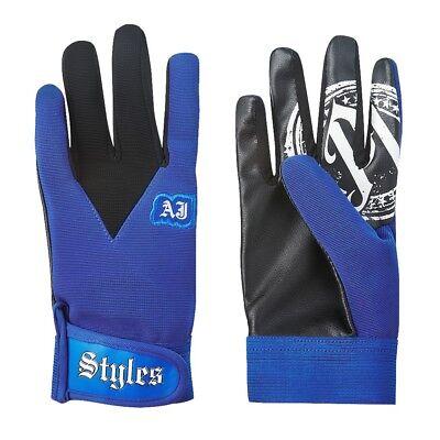 AJ Styles gloves