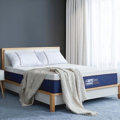 BedStory Gel Memory Foam Mattress 12Inch CertiPUR-US TWIN FULL QUEEN KING CK New New Queen Mattress