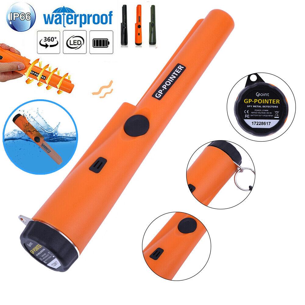 как выглядит Waterproof Handheld Pinpointer Pin GP-Pointer Probe Metal Detector LED Lights фото