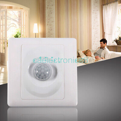 High Sensitive Pir Infrared Sensor Switch Body Ir Motion Sensor For All Lamps Ca