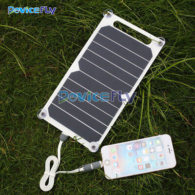 Portable Solar Power Panel (Portable 10W 5V Solar Power Charging Panel USB Charger For Samsung IPhone Tablet)