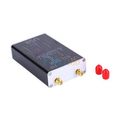 100KHz-1.7GHz Full Band UV HF RTL-SDR Tuner Receiver/ R820T+8232 Radio Kits Free
