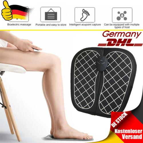 EMS Fußmassage FußMassagegerät Tragbare Shiatsu-Fußmassagegerät Mat DHL