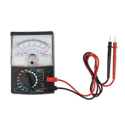 Magnetoelectric Rectification Meter Analog Pointer Multimeter Ac Dc Voltage Ohm