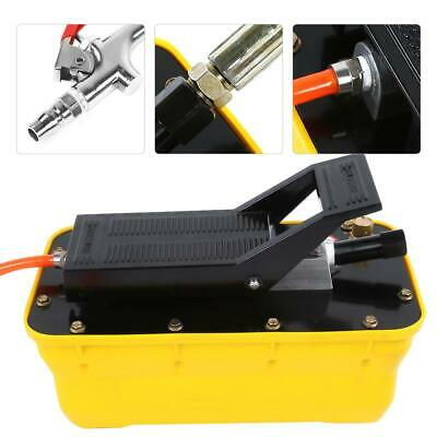 2.3l Air Hydraulic Foot Pump 10000 Psi Power Release Pressure Auto Repair