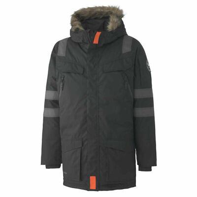 Helly Hansen 73347 - Boden Down Parka Winter Coat - Black Black Down Parka