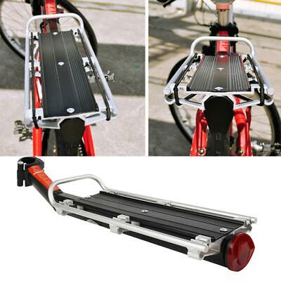 Install Rear Bike Rack - Bicycle Luggage Carrier Cargo Rear Rack Install Tools Shelf Cycling Seatpost New