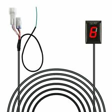 Motorcycle Gear Indicator Red LED Display for KTM 690 Duke