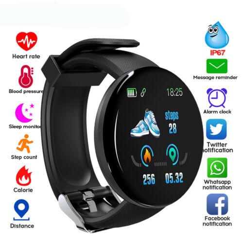 smart watch fitness sport activity tracker heart