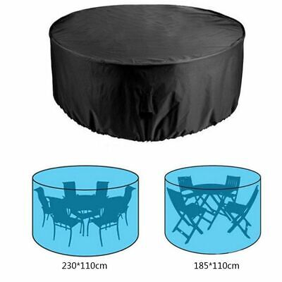 Waterproof Garden Patio Furniture Set Cover Covers For Outdoor Rattan Table Cube ()