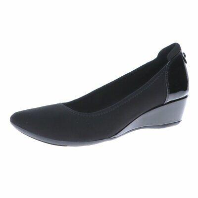 Anne Klein Womens Follow, Black, Size 7.0 ZQ0g