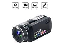 Camcorder Video Camera Full HD Digital camera 1080P 24.0MP Vlogging Camera Night Vision