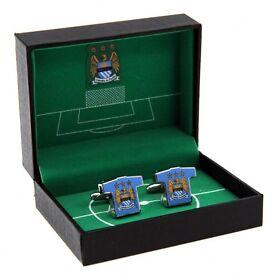 Manchester City cufflinks