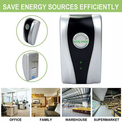 Power Saver Household US Plug Electric Energy Saving Box  Home Device 90V-250V
