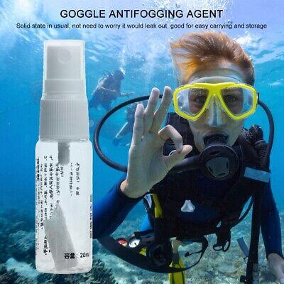 Keep Diving Anti-Fog Wipe Cleaner Spray for Swimming Diving Googles Glasses Len ()
