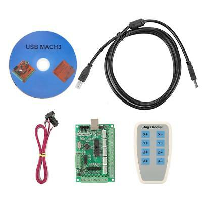 Usb Interface Board Cnc Mach3 Motion Control Card For Cnc Engraving Machine