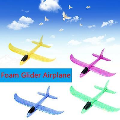 Foam Glider Airplane Hand Throwing Plane Toy Children Early Education Toy