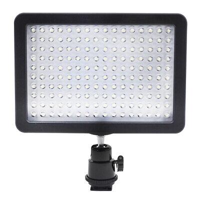 Bestlight 160 LED Studio Video Light for Canon Nikon DSLR Camera DV Camcorder