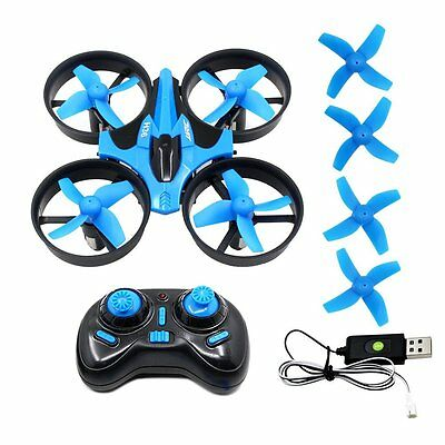 JJRC H36 Mini UFO Quadcopter Drone 2.4G 4CH 6 Axis Headless Mode Remote Control