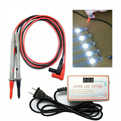 LED LCD Backlight Tester TV Meter Repair Lamp Beads Strip 0-300V Output Tool