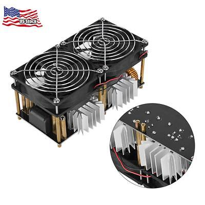 1800w Zvs Low Voltage Induction Heating Board Module Flyback Driver Heater Kit