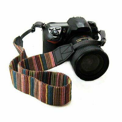 Vintage Shoulder Sling Belt Neck Strap for Camera SLR/DSLR Nikon Canon Sony Camera, Drone & Photo Accessories