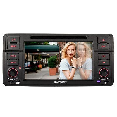 2016 Neu Autoradio FÜR BMW 3ER E46 M3 DVD Player GPS Navigation NAVI Canbus USB