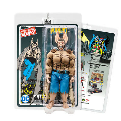 Batman Retro 8 Inch Action Figures Series 6: Man-Bat