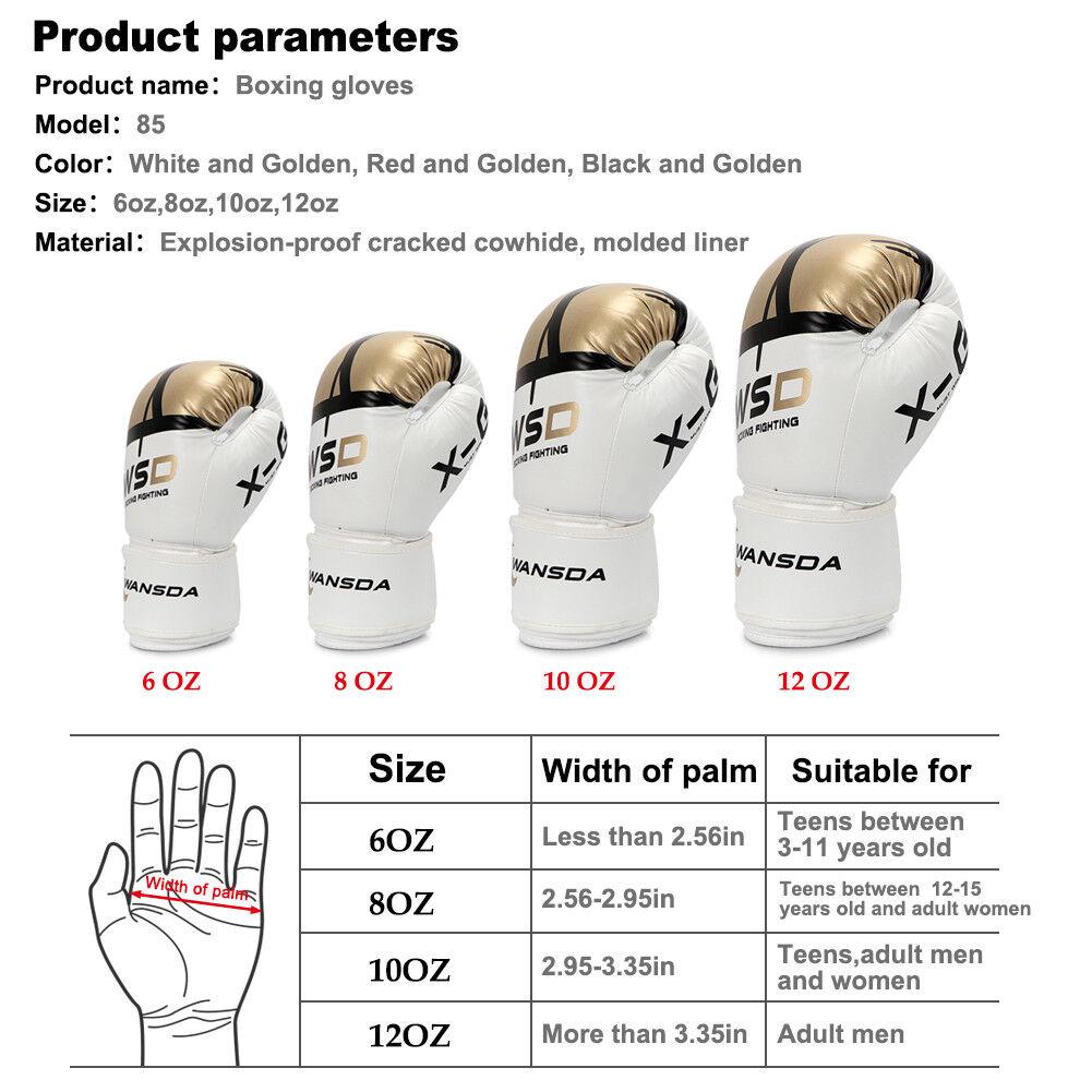 Shiv Naresh Teens Boxing Gloves 12oz