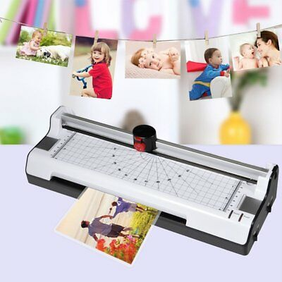 Blusmart 3 In 1 Laminator Laminating Machine Set W Paper Trimmer Cutter Corner