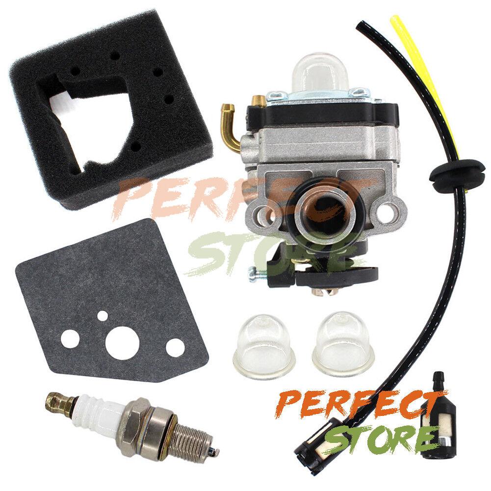 Carburetor kit For Honda GX31 GX22 FG100 16100-ZM5-803 TB26TB TB475SS Carb USA